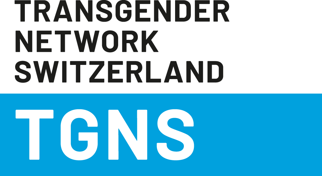 Transgender Network Switzerland Logo
