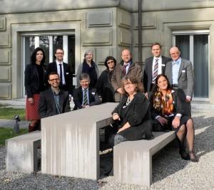 Die Referierenden und Moderatorinnen der Tagung