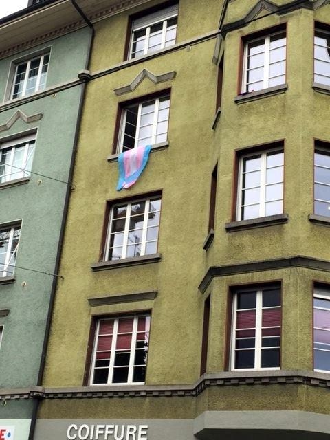 Büroeinweihung Fassade
