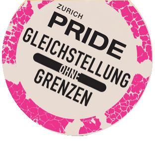 Logo ZH Pride