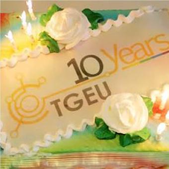 10 Jahre TGEU quadr